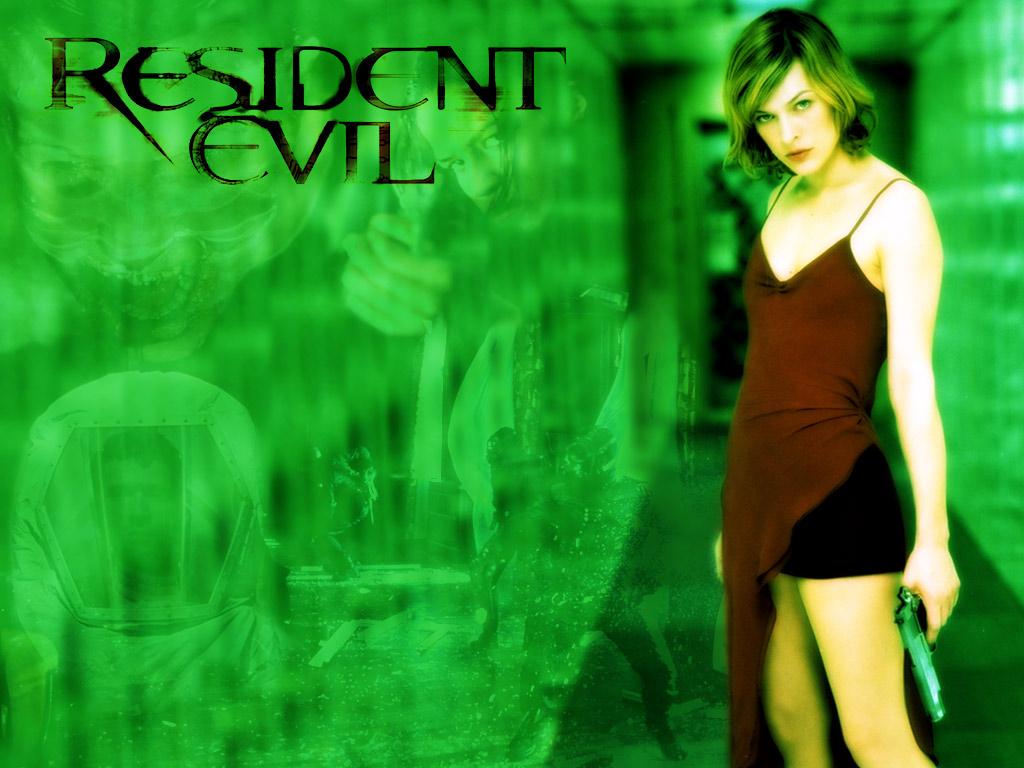 Resident evil wallpaper 1