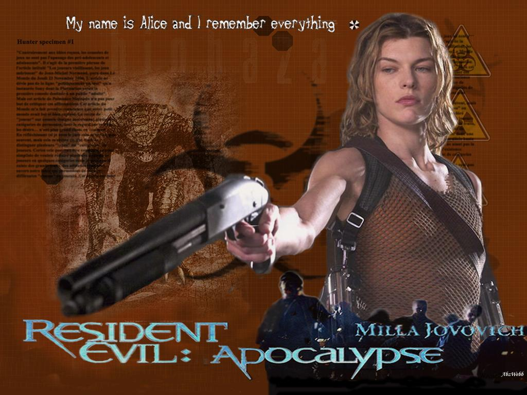 Resident Evil - Images Actress