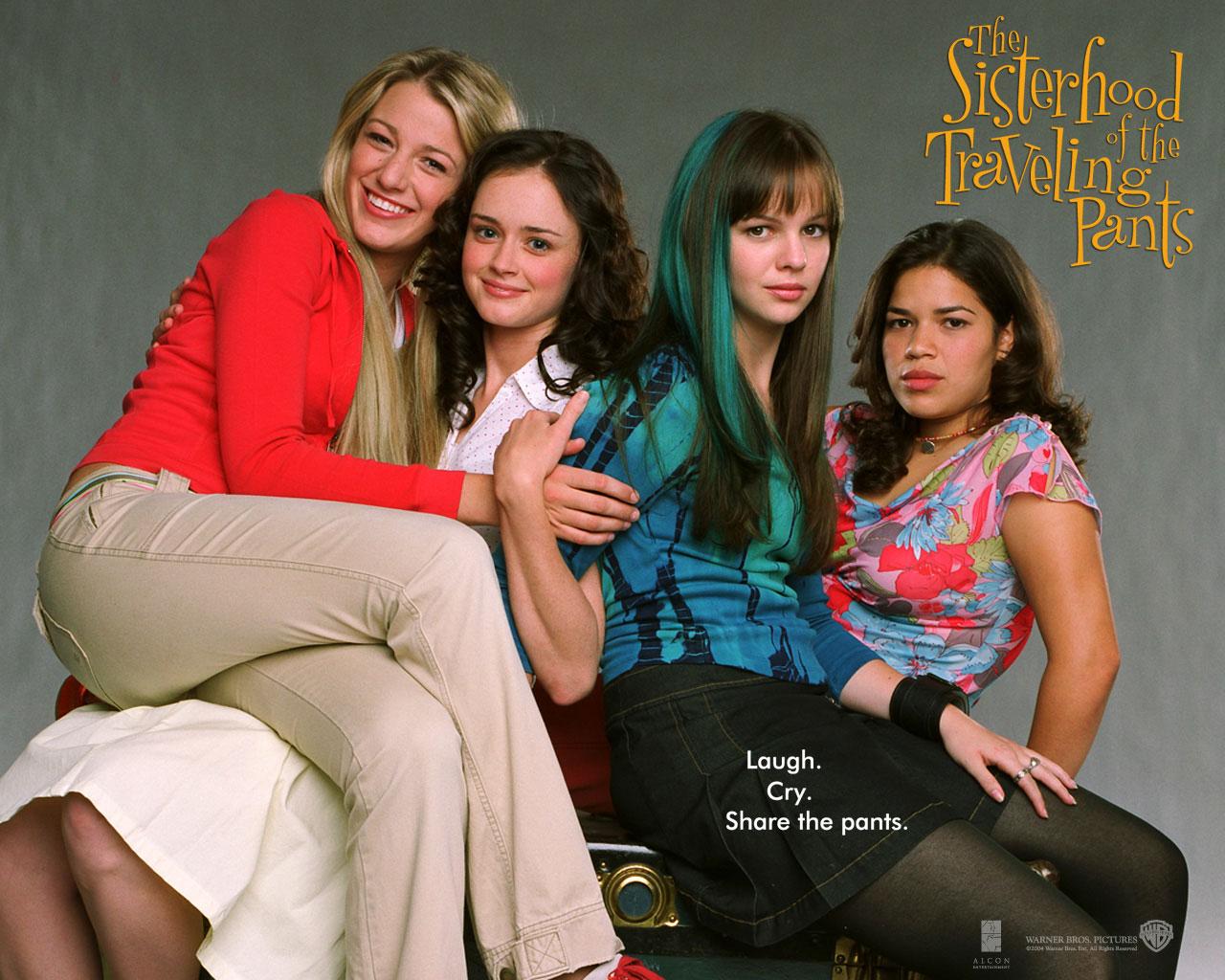 sisterhood of the traveling pants wallpaper 8