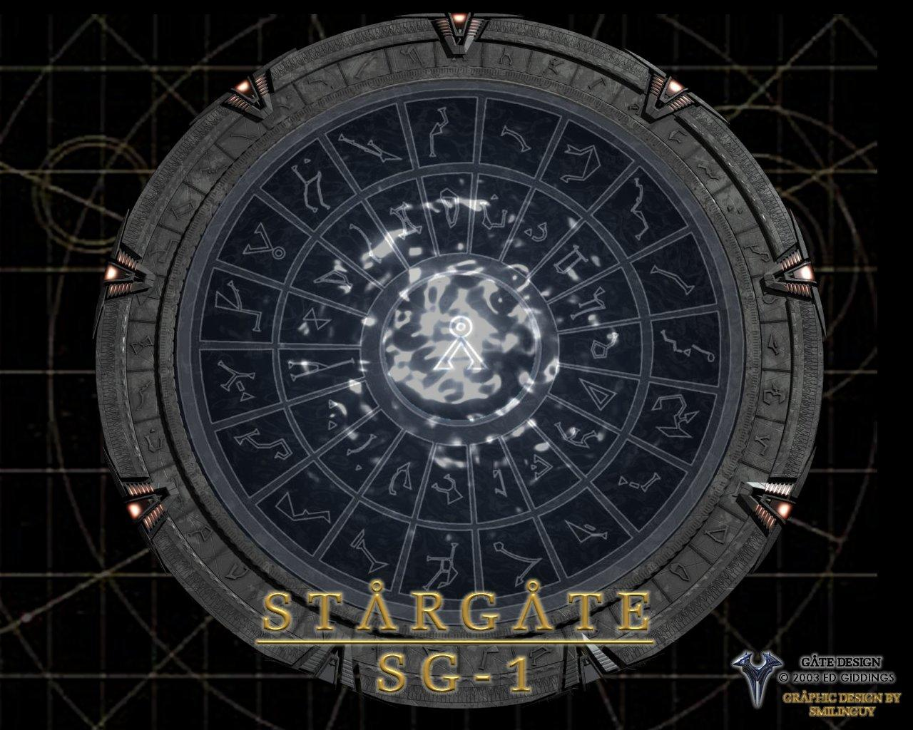 TV Show Stargate Wallpaper