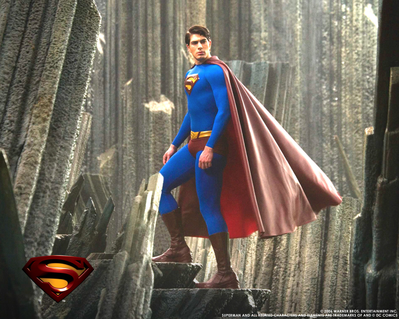 Superman returns wallpaper 2