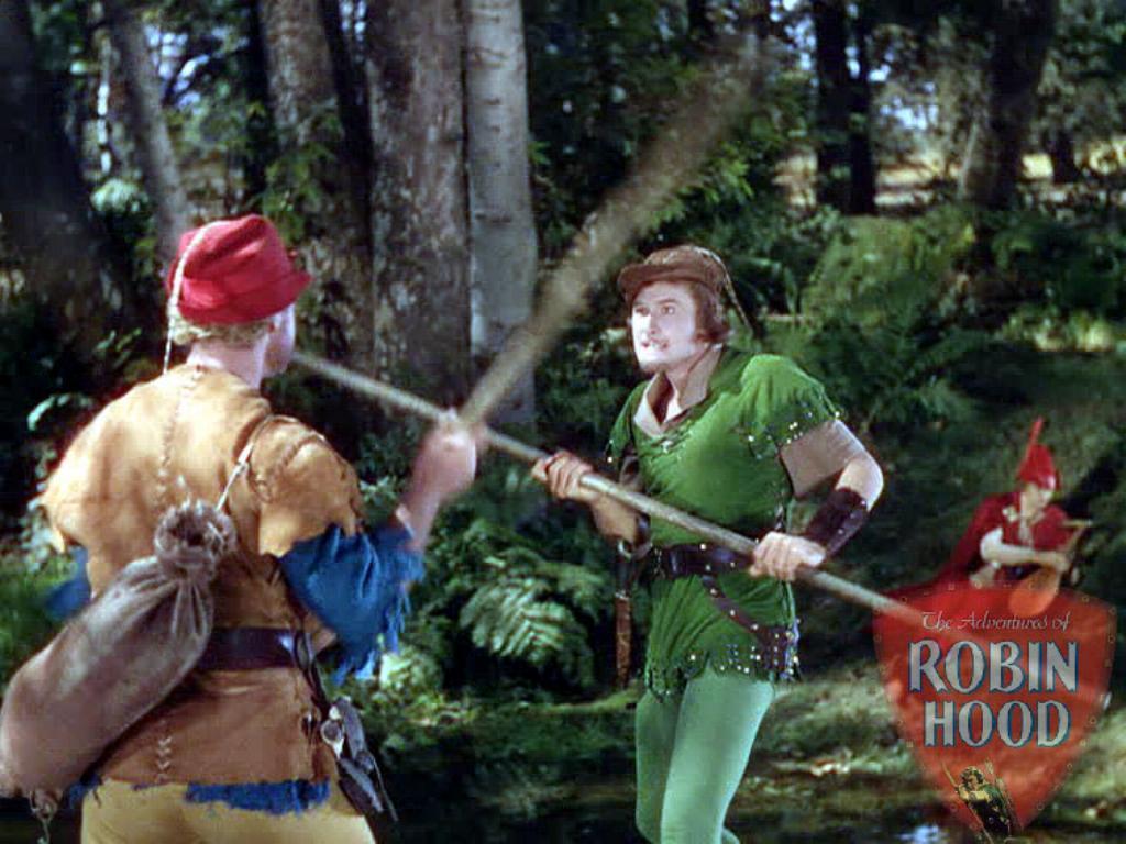 Adventures of robin hood movie