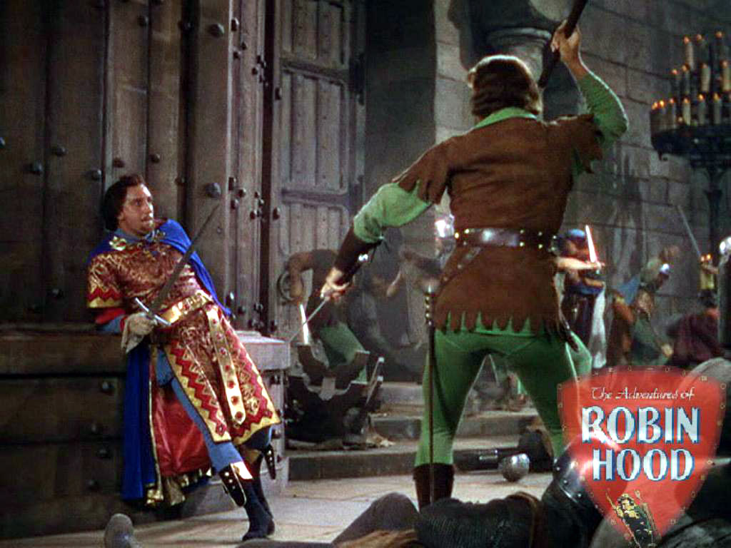 The adventures of robin hood 6