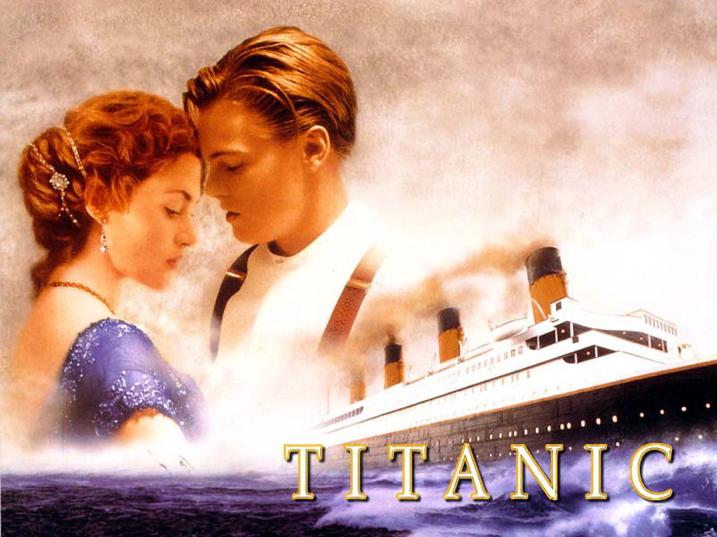 Titanic wallpaper named