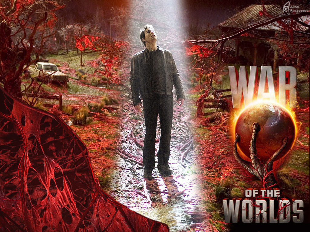 Download WAR OF THE WORLDS wallpaper, WAR OF THE WORLDS 3.