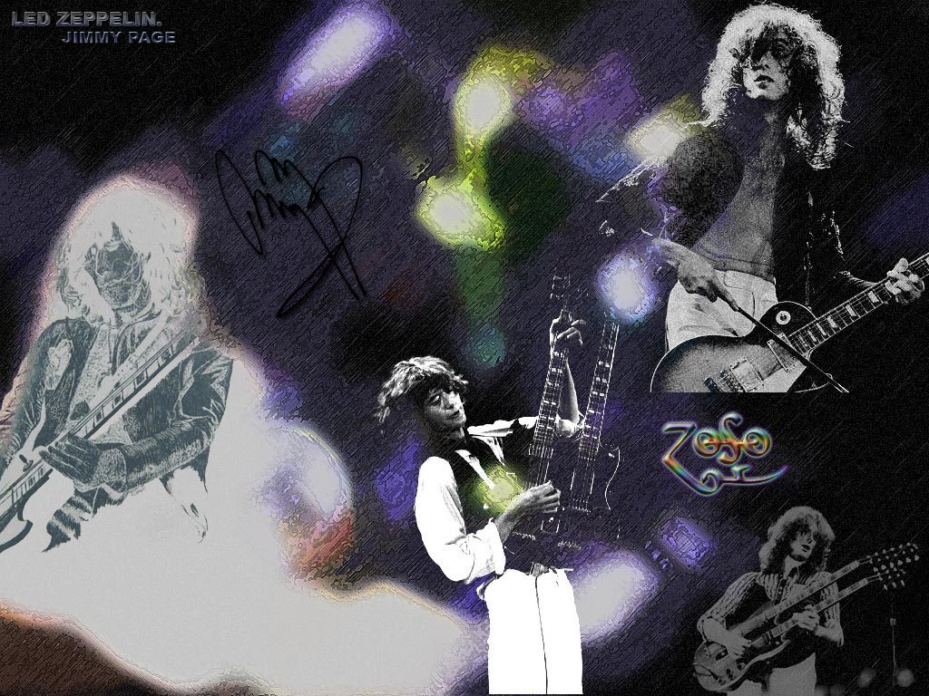 You are viewing the Led Zeppelin wallpaper named