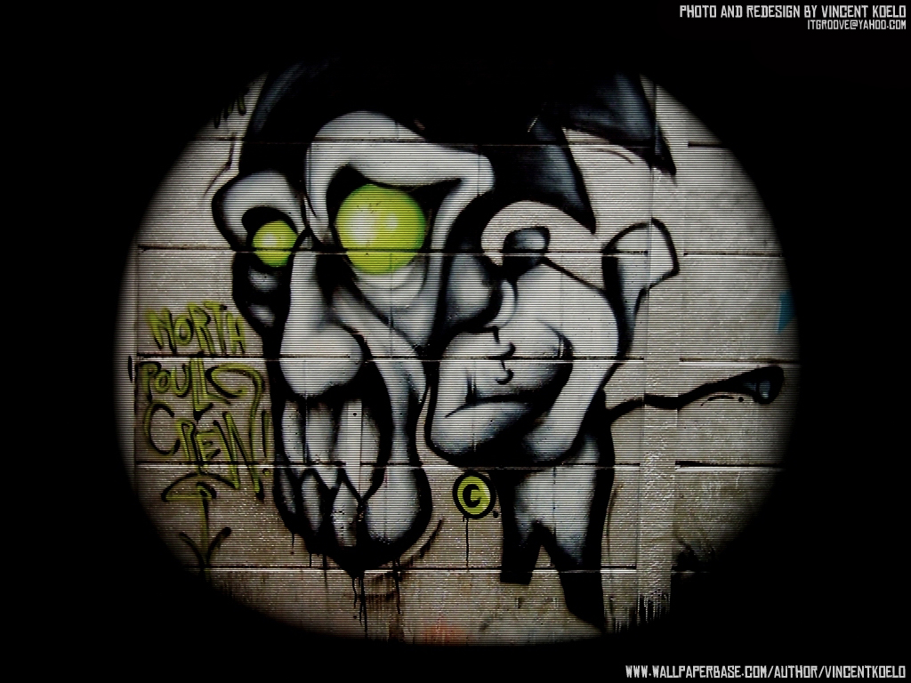Download Graffiti wallpaper, 'Graffiti 4'.